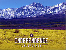 Independence California Magnet
