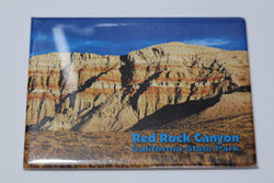 Red Rock Canyon CA Magnet