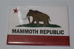 Mammoth Republic Magnet