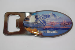 Mammoth Lakes Bottle Opener Magnet