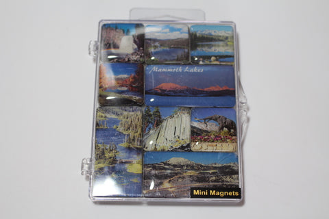 Mammoth Lakes Magnet Mini Pack