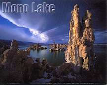 Mono Lake Dark Magnet