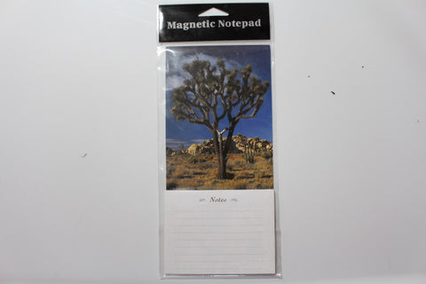 Dessert Tree Magnetic Notepad