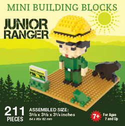 Junior Ranger Mini Building Block