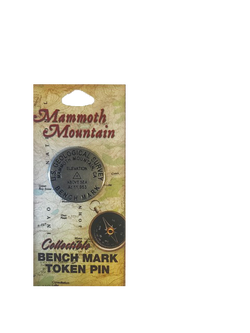 Mammoth Benchmark Pin