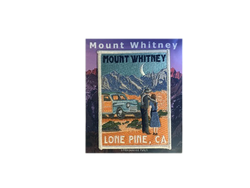 Mt. Whitney Benchmark Patch