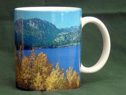 June Lake Photographic Mug