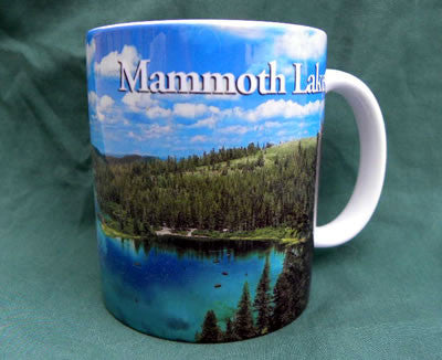 Mammoth Lakes Photographic Mug