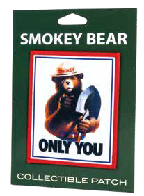 Smokey ONLY YOU Patch