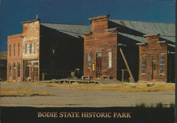 Bodie Historic Buildings Postcard-QTY=50