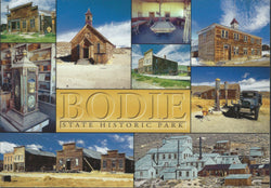 Bodie Collage Postcard-QTY=50