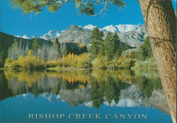 Bishop Creek Canyon Postcard-QTY=50