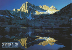 Bishop Sabrina Basin Postcard-QTY=50