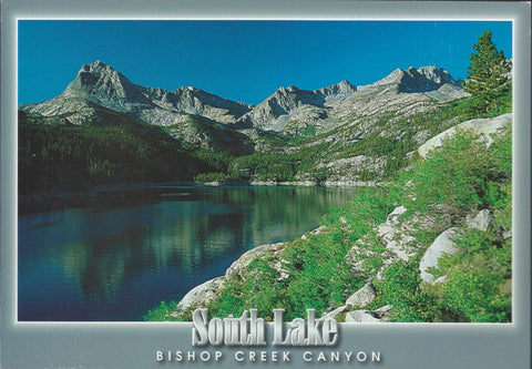 Bishop South Lake Postcard-QTY=50