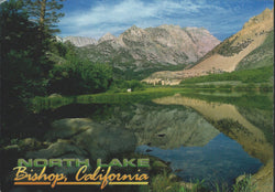 Bishop North Lake Valley Postcard-QTY=50