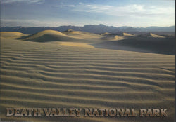 Death Valley Sand Dunes Postcard-QTY=50