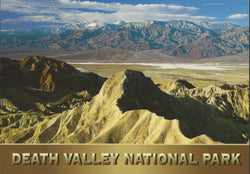 Death Valley Mountains Postcard-QTY=50