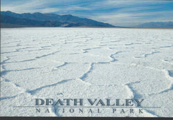 Death Valley Salt Tracks Postcard-QTY=50