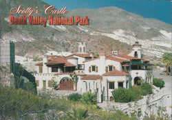 Scotty's Castle Death Valley Postcard-QTY=50