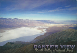 Dante's View Death Valley Postcard-QTY=50