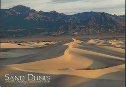 Death Valley Dunes Postcard-QTY=50