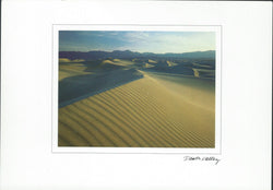 Death Valley Square Postcard-QTY=50
