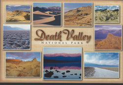 Death Valley Scenery Postcard-QTY=50