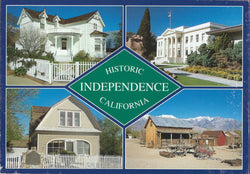 Historic Independence California Postcard-QTY=50