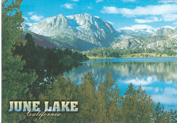 June Lake Afternoon Postcard-QTY=50