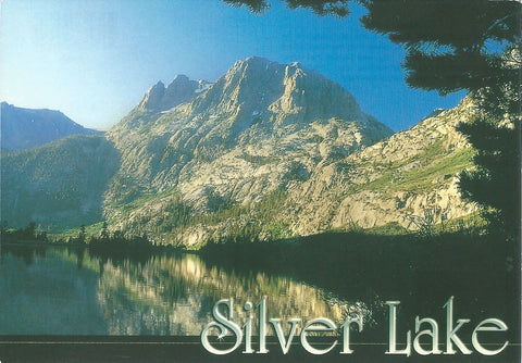 Sivler Lake Peak Postcard-QTY=50