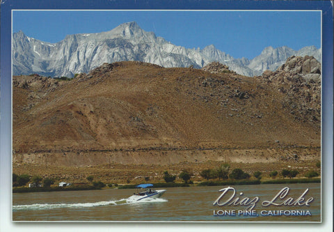 Diaz Lake Postcard-QTY=50