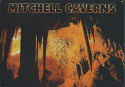 Mitchell Caverns Postcard-QTY=50