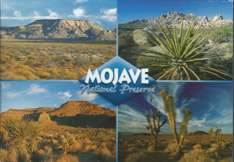 Mojave Collage Postcard-QTY=50