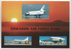Edwards Airforce Base Postcard-QTY=50