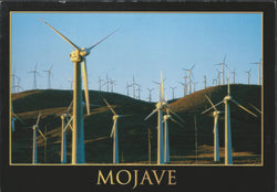 Mojave Windmills Postcard-QTY=50