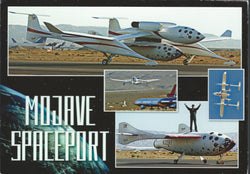 Mojave Spaceport Postcard-QTY=50