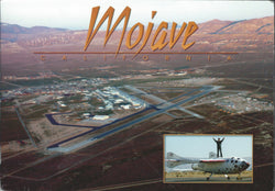 Mojave California Postcard
