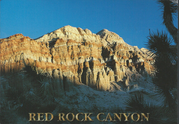 Red Rock Canyon Mojave Postcard-QTY=50