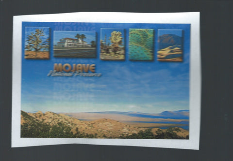 Mojave View Postcard-QTY=50