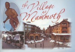 Village At Mammoth Postcard