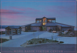 Mono Basin Visitor Center Postcard