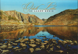 Odell Lake Postcard
