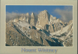 Mt. Whitney Big Postcard-QTY=50