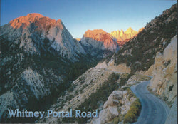 Whitney Portal Road Postcard-QTY=50