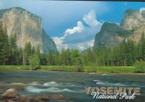 Yosemite National Park Postcard-QTY=50