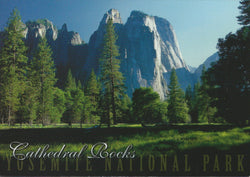 Cathedral Rocks Postcard-QTY=50