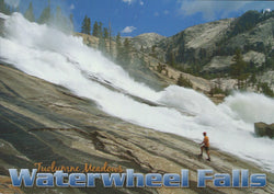 Waterwheel Falls Postcard-QTY=50