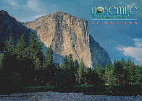El Capitan Postcard-QTY=50