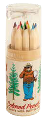 Smokey Colored Pencil Set
