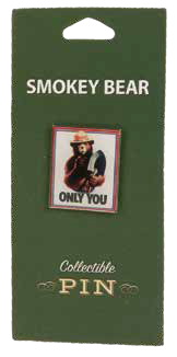 Smokey ONLY YOU Pin